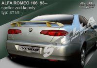 Zadní spoiler křídlo zadní pro Alfa Romeo, 166 1998 =>