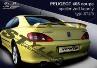 Zadní spoiler křídlo zadní pro PEUGEOT 406 coupe