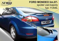Zadní spoiler křídlo pro FORD Mondeo limuzina, 2007 =>