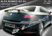 Spoiler zadní kapoty pro ALFA Romeo GT 2003r =>