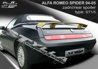 Spoiler zadní kapoty ALFA Romeo spider 1994-2005r