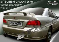 Spoiler zadní kapoty pro MITSUBISHI Galant 1996-2004r
