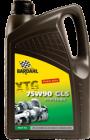 XTG GEAR OIL 75W90 GL5 SYNTHETIC, API GL5 5L