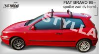 Zadní spoiler horní zadní pro FIAT Bravo 1995-2001r
