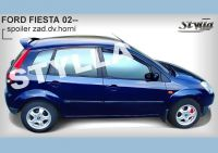 Zadní spoiler horní zadní pro FORD Fiesta 2002r =>