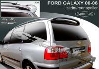 Zadní spoiler horní zadní pro FORD Galaxy 2000-2006r