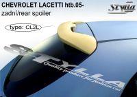 Zadní spoiler křídlo zadní pro CHEVROLET Lacetti htb 2005r =>