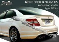 Zadní spoiler křídlo pro MERCEDES BENZ C - classe 2007r =>