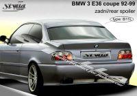 Spoiler zadní kapoty pro BMW 3/E36 coupe 1992-1999r