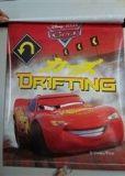 SLUNEČNÍ CLONY roletka Disney Cars Blesk Mcqueen Autíčka 1ks