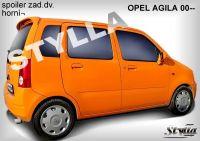 Zadní spoiler křídlo pro OPEL Agila 2000r =>