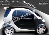 Zadní spoiler křídlo pro SMART City-coupe 1998r =>