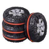 Návleky na pneu sada 4ks, R13 - R16