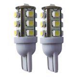 Led žárovka parkovačka 2ks 13 SMD LED, napájecí napětí 12V Evo