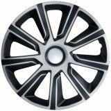 """Kryt kola 14"""" Veron carbon stříbrno černý, cena za 1ks"""