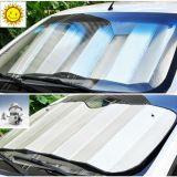 Sluneční clona na přední sklo automobilu aluminium 1ks Plus