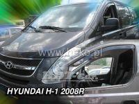 Plexi, ofuky Hyundai H1 2008 =>, přední
