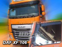 Plexi, ofuky Daf XF 106 2013=> přední 2ks>