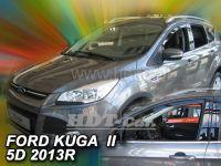 Plexi, ofuky Ford Kuga II 2012=> přední 2ks