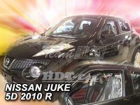 Plexi, ofuky NISSAN JUKE 5D 2010 =>