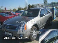 Plexi, ofuky CADILLAC SRX 5D 2003 =>