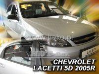 Plexi, ofuky Chevrolet Lacetti htb 5D, 2004 => přední + zadní