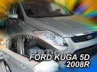 Plexi, ofuky Ford Kuga 5D 2008 =>, přední