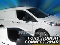 Plexi, ofuky Ford Transit Connect 2/4D. 2014=>