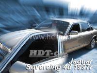 Plexi, ofuky JAGUAR Sovereign XJ 308, 97-2002, přední
