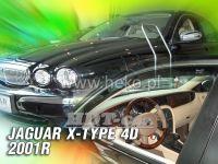 Plexi, ofuky JAGUAR X-Type 4D, 2001 =>, přední