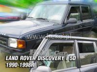Plexi, ofuky Land Rover Discovery I 3/5D. 1990-1998, sada