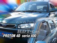 Plexi, ofuky PROTON 4D, ser 400, přední + zadní