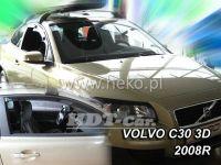 Plexi, ofuky Volvo C30 3D 07R přední