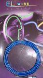 Neonový kabel - 1,5m Modrý