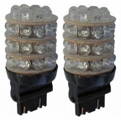 ŽÁROVKY LED W2,5x16d bílé 12V iz