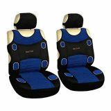 Autopotahy LAS VEGAS 1+1 na přední sedadla, modrá