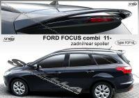 Spoiler zadní kapoty pro FORD Focus III combi 2011r =>