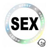 SAMOLEPÍCÍ DEKORY HOBBY SEX